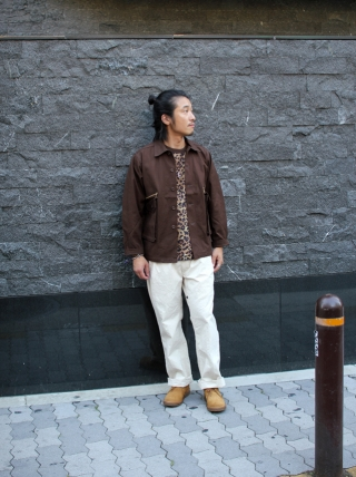 CORONA / 6 POCKET CARGO SHIRT