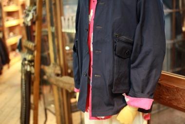 CORONA / シャツジャケが使える季節