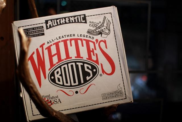 White's Boots / Order Fairです!