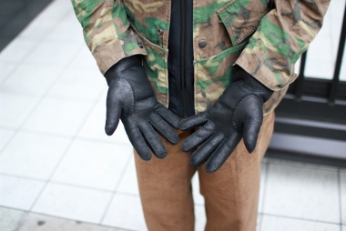 Glove / 小物も冬に向け。