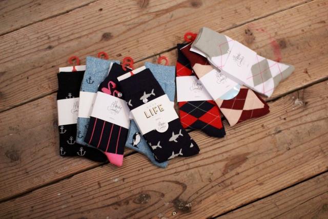 Christmas Gift / Glove & Socks編