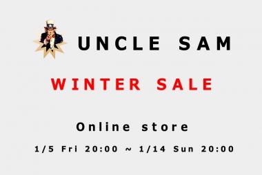 Online Sale は5日20時よりスタートです。