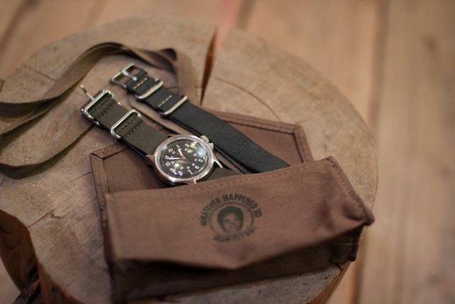 Nigel Cabourn × TIMEX / NAM WATCH