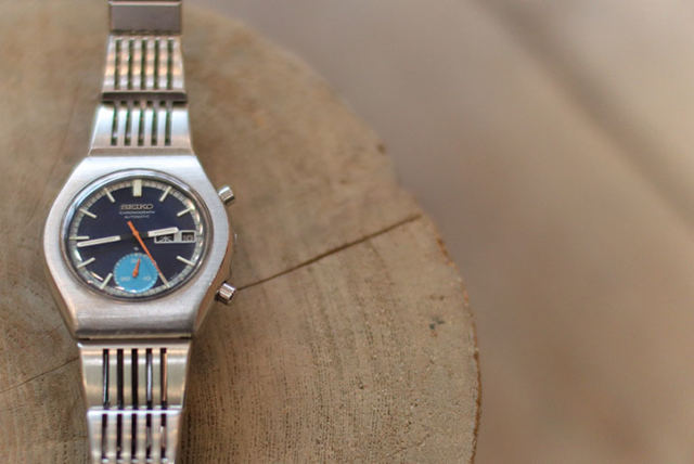Vintage Watch / SEIKO
