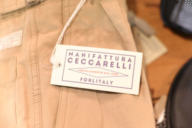 MANIFATTURA CECCARELLI / 19FW Order Fair
