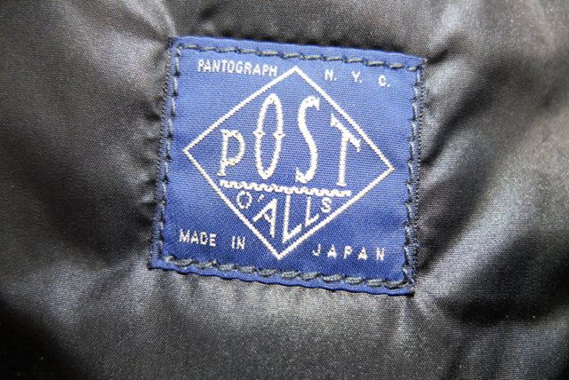 POST OVERALLS / 2020FW Sample Preview & Order Fair