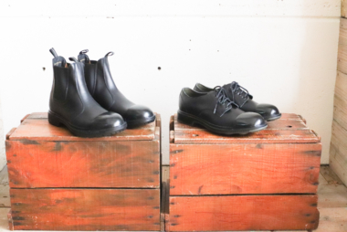 PEZZOL / Lo Cut & Side Gore Boots