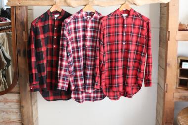 GRANDAD SHIRTS / Irish Grandad Collar Shirts