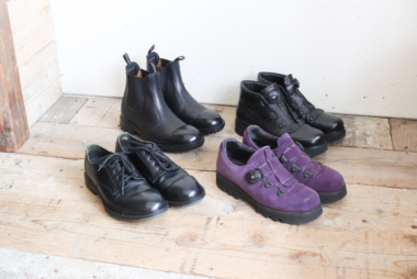 大人の足休め靴