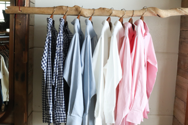 INDIVIDUALIZED SHIRTS / TRUNK SHOW -2020.11.07(土)~11.15(日)-
