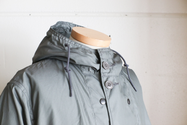 THE CORONA UTILITY/M-47 PARKA COAT Sage Green