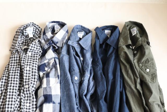 POST OVERALLS / Shirt & Vest